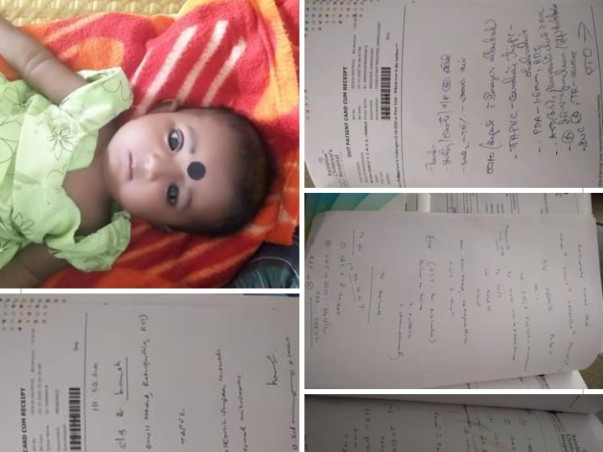 Help this Baby to Get a Heart surgery!