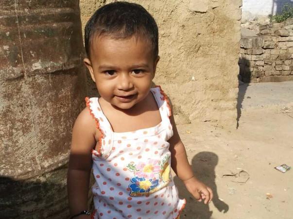 1 year old Jannat needs your help fight Congenital Heart Disease