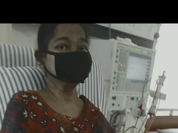Support Leena Samuel Recover From Kidney Failure