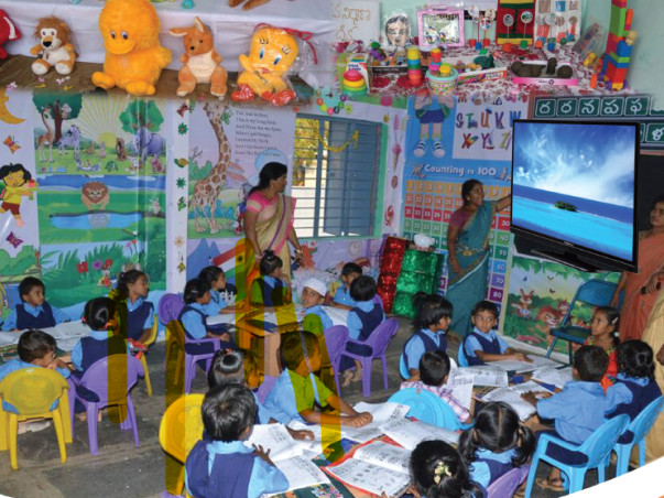 Digital Device Donation for Anganwadis (Govt pre-schools)