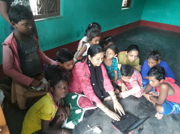 Help Vidya Vahine Sponsor Deserving Underprivileged Kids