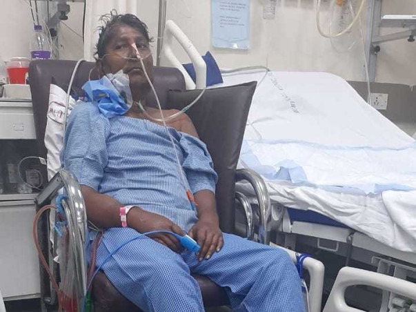 Help My Father Sanjay Sable Fight Liver Cirrhosis