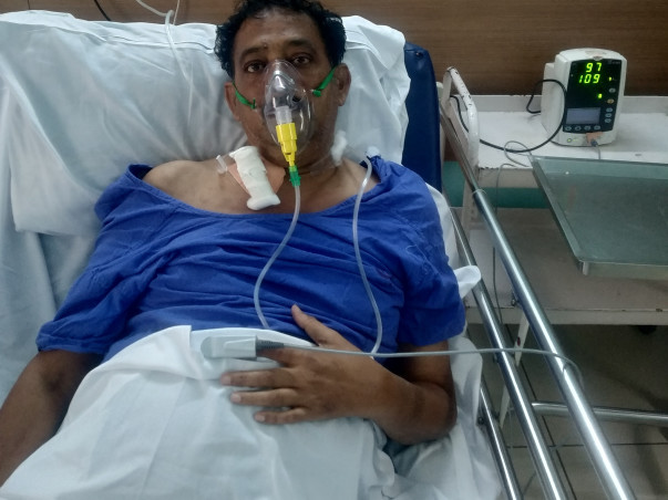 Help Rajesh Pai Fight For Life🙏🙏🙏