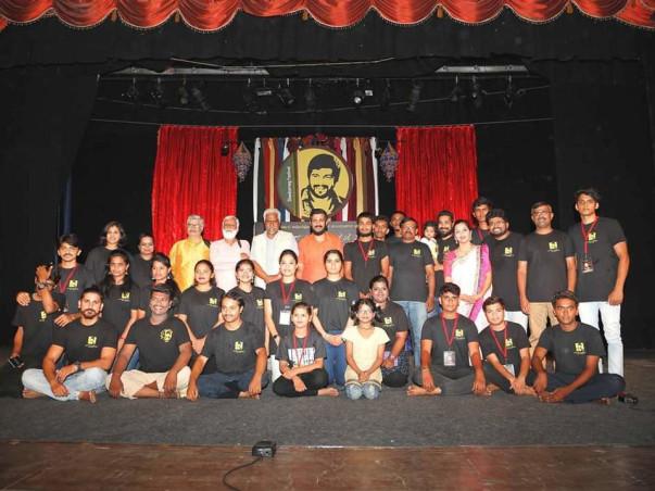 Help Rangapayana Team for conducting Natakotsava