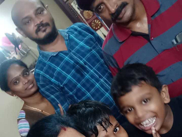 Help save Ganesh Babu recover from his terrible accident