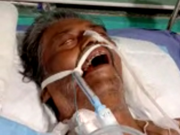 Please Help Me In Saving The Life Of My Father, Mr. Aloke Kr Banerjee