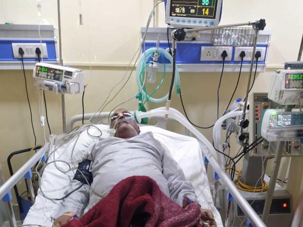 Help Fayyaz Ahmad To Survive!