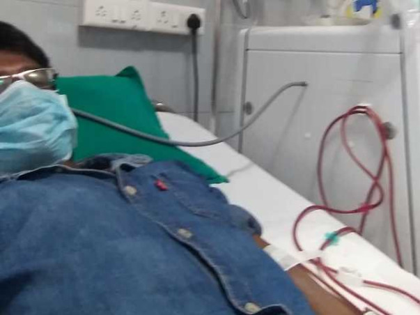 This 29 years old needs your urgent support in fighting Kidney transplantation