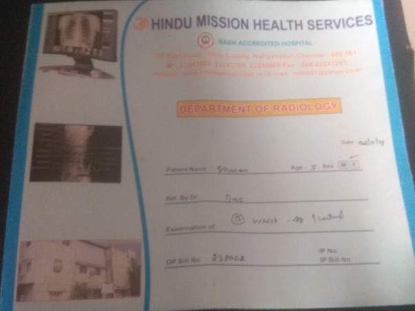 Sir Please Help Me My 4-Year-Old Daughter, Sharon Hospital Treatment