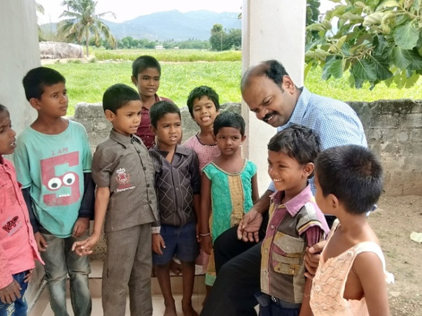 Help Dr.Raja provide shelter, food and education for 115 HIV kids