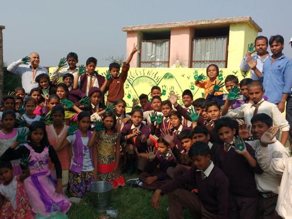 Help Us Sanitize Our School in Rural Bihar