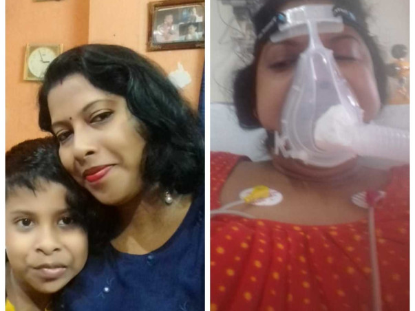 Help The 8-Yr Old To Save Mom