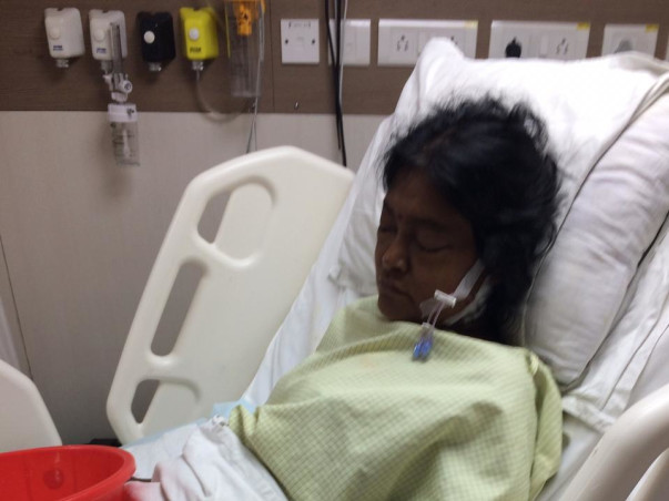 Please help with my mother kidney failure