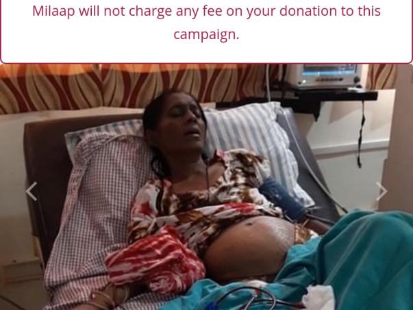 Support Sajiya Sabun Recover From Kidney Failure