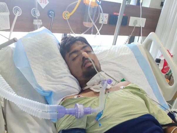 Ketan's fund raiser for TB Meningitis