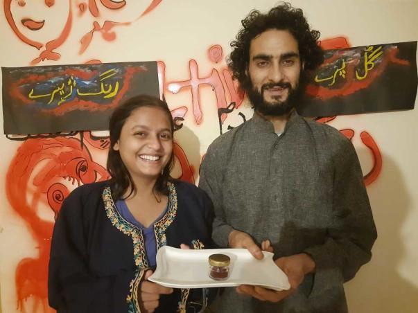 Help Kickstart Rashmi and Khursheed's Dream