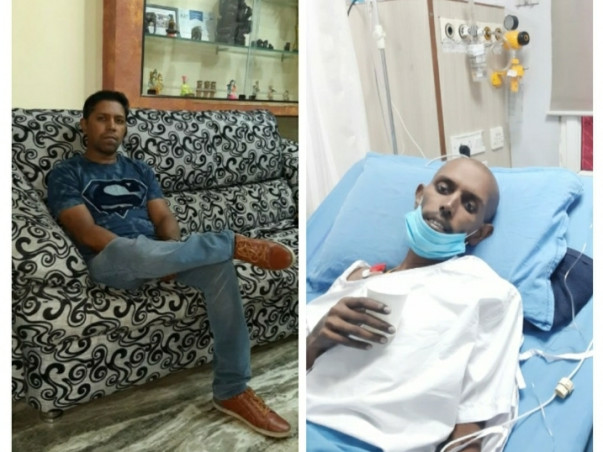 Support Vedavrath To Recover From Bone and Stomach Cancer
