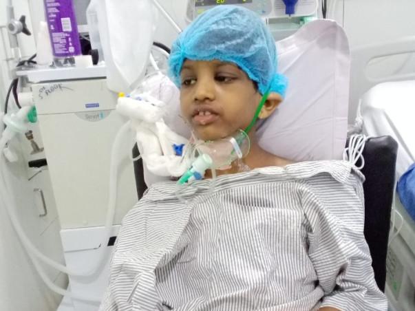 Help Grimsha For Her Further Treatment After Liver Trasplant