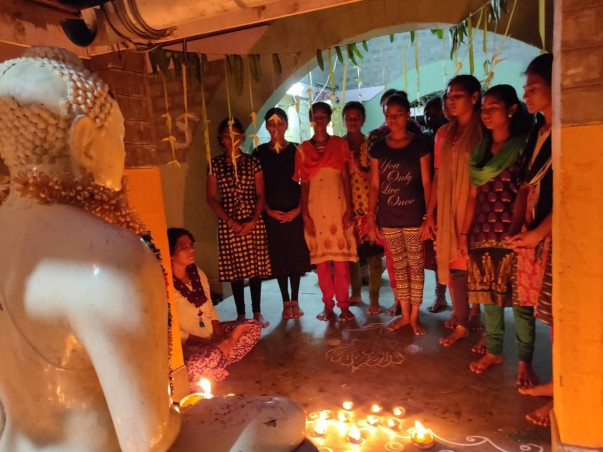 Gift Deepavali Happiness to Vanavil Children in Covid Times
