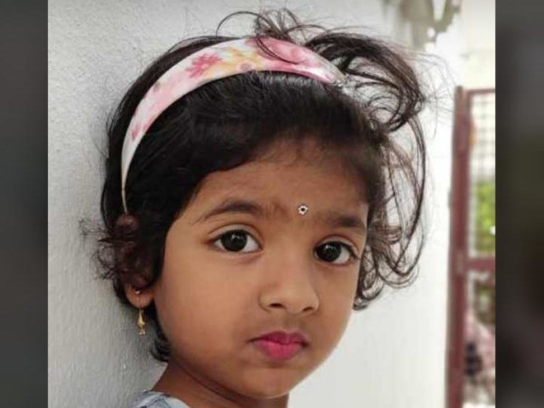 Help 3 Years Old Aadyasree Fight Acute Leukemia