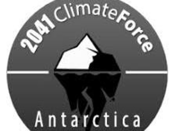 Climate Force Antarctica 2041 Expedition in November 2021