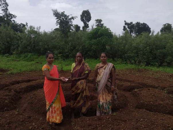 Livelihood Project for Distressed Women