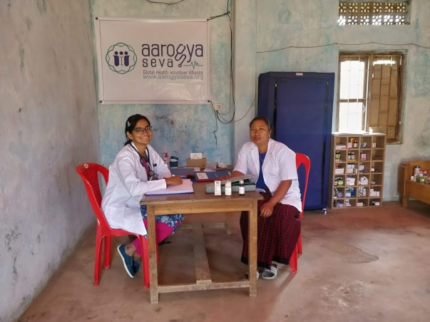 Help Us Provide Healthcare Access To Rural India | Health For India
