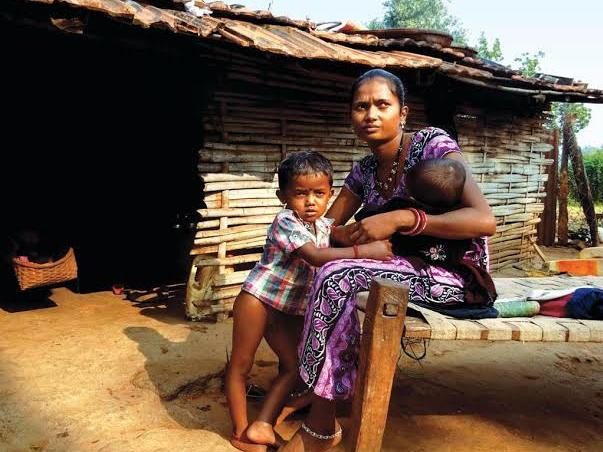 Help poor people belongs to the backward area of Chhattisgarh