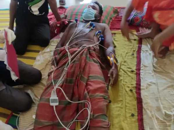 Help Nazma's Brother Recover From Brain Hemorrhage