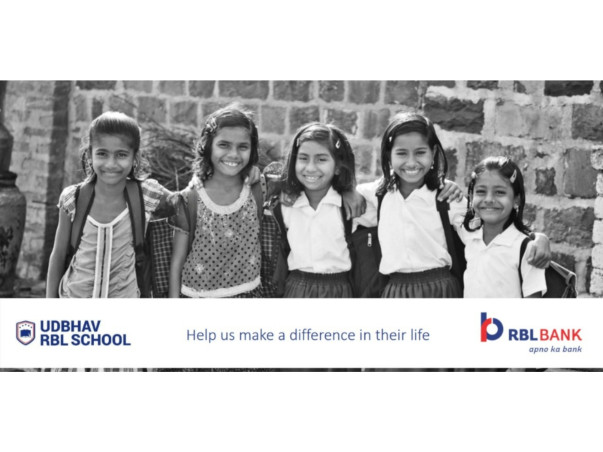 Donate for a cause – Sponsor Education for Girls at Udbhav RBL School