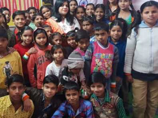 Help to support my home school for underprivileged kids!