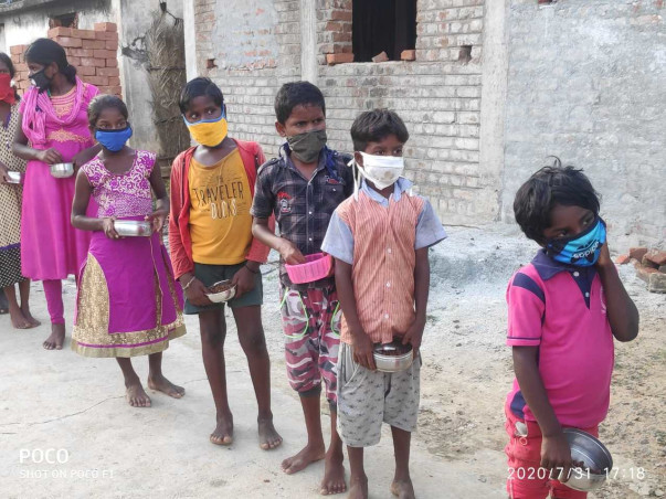 Covid 19 - Help malnourished Children to provide NutritionI meals