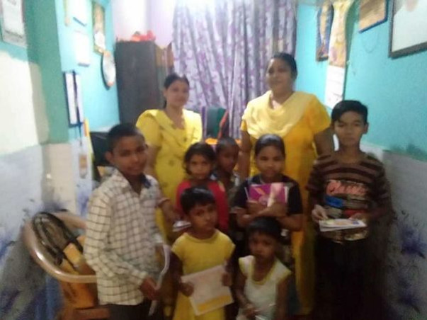 Children's Need Your Help For Making Happy Deewali
