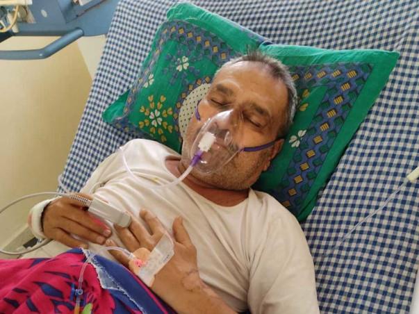 Support Rajendra Jain patrakar fight From Severe Kidney Lung Infection