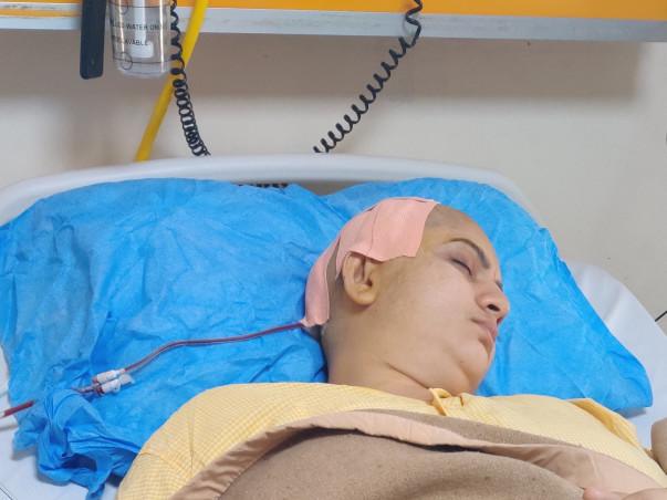 Support My Wife Aarti Acharya Recover GCG Grade iv (Brain Tumor)