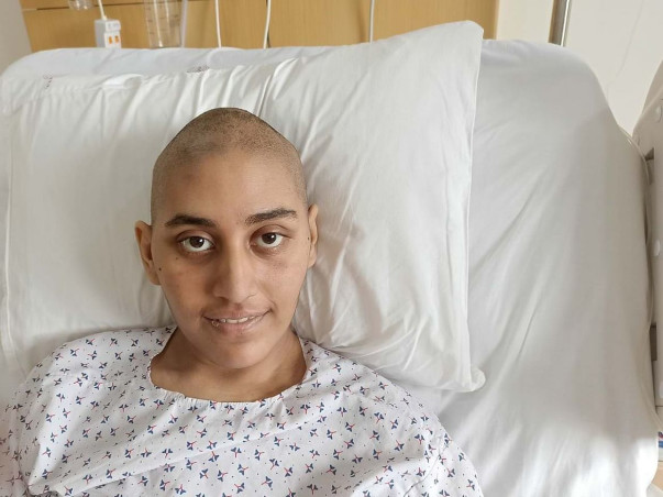 Support Aishwarya To Recover From Leukemia