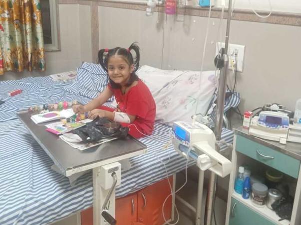 Help My Daughter To Undergo Bone Marrow Transplant