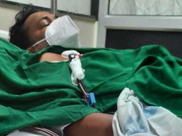 Help Devendra Thakur, 36 years old fight Kidney failure.