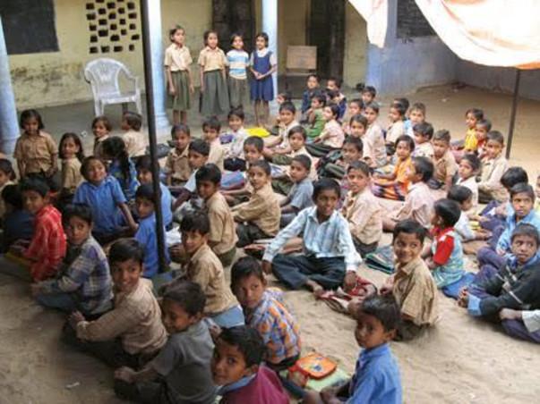 Help poor kids to get education