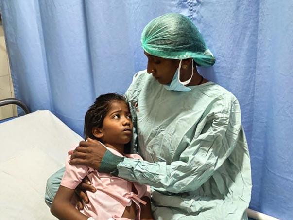 9 years old Vaishnavi Ghorad needs your help fight medulloblastoma
