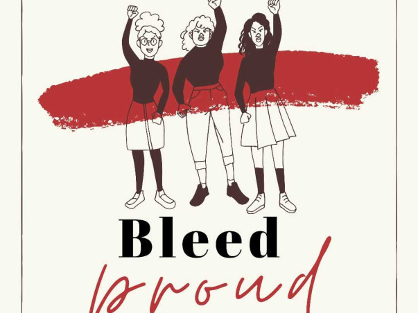 Bleed Proud - an initiative by NoNorma
