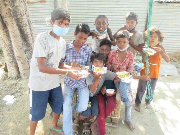 Help Me Raise Funds for Free Education & Food for Poor People