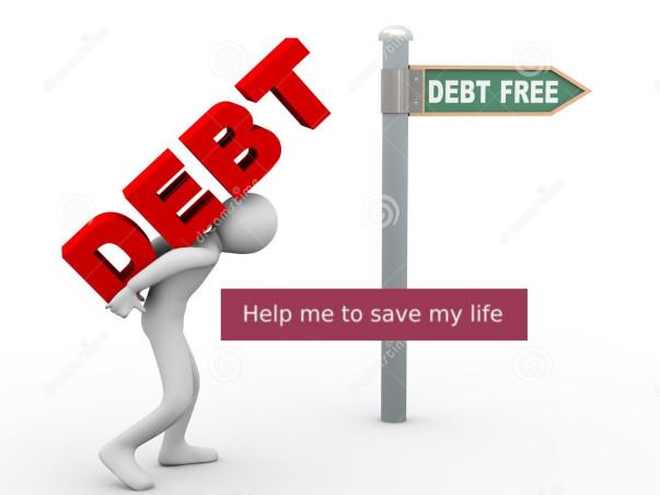Help me to save my life