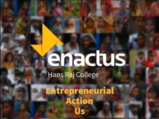 Help Enactus Hansraj Raise Funds For Social Ventures