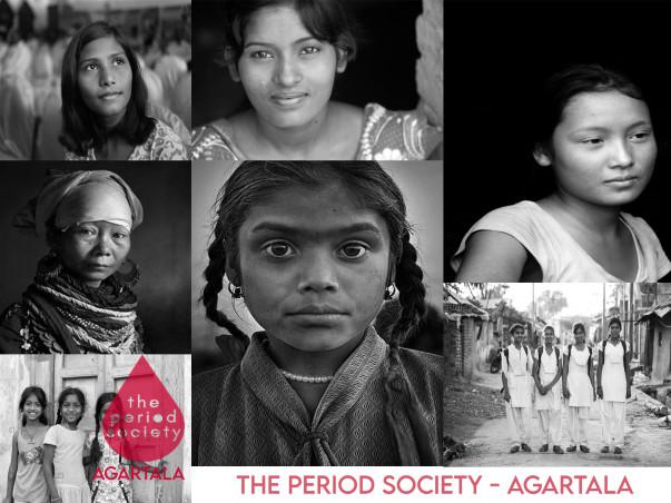 Smashing The Stigma in Tripura : Helping the menstruators