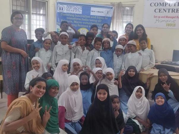 Umeed Ka Diya : Light up a child's life
