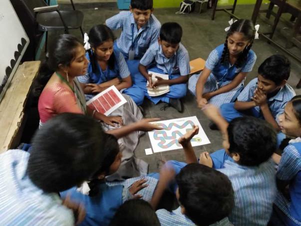 Help us keep Vidyaniketan a thriving school community