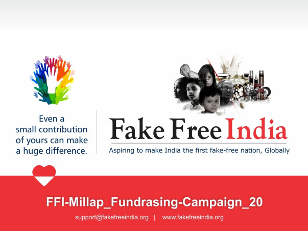 Spearheading the Fight against Fake, Adulteration and Counterfeit