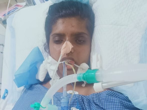 This 21 years old needs your urgent support in fighting Gullian barre syndrome