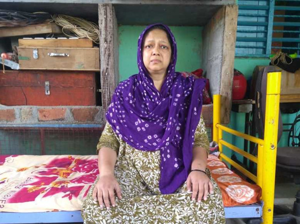 Help Noor Sultana in getting treated for Heart and lungs disease
